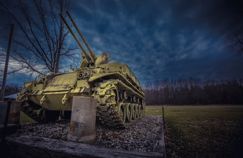 Free stock photo of army, Tank, war