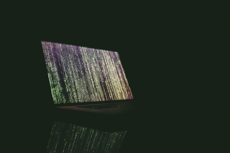 Kostenloses Stock Foto zu kunst, dunkel, laptop, technologie