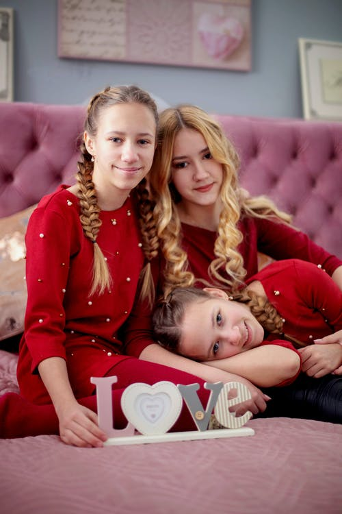 Imagine de stoc gratuită din blondele, dragoste, familie