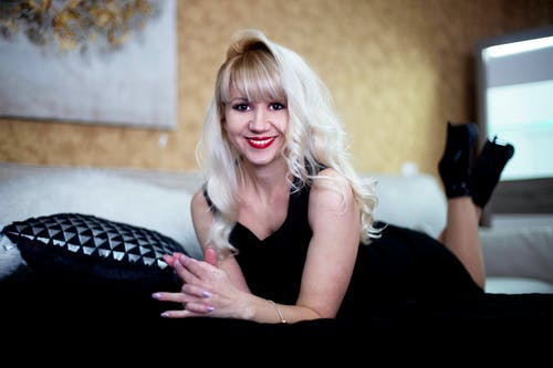 Бесплатное стоковое фото с блондинка, женщина, красота