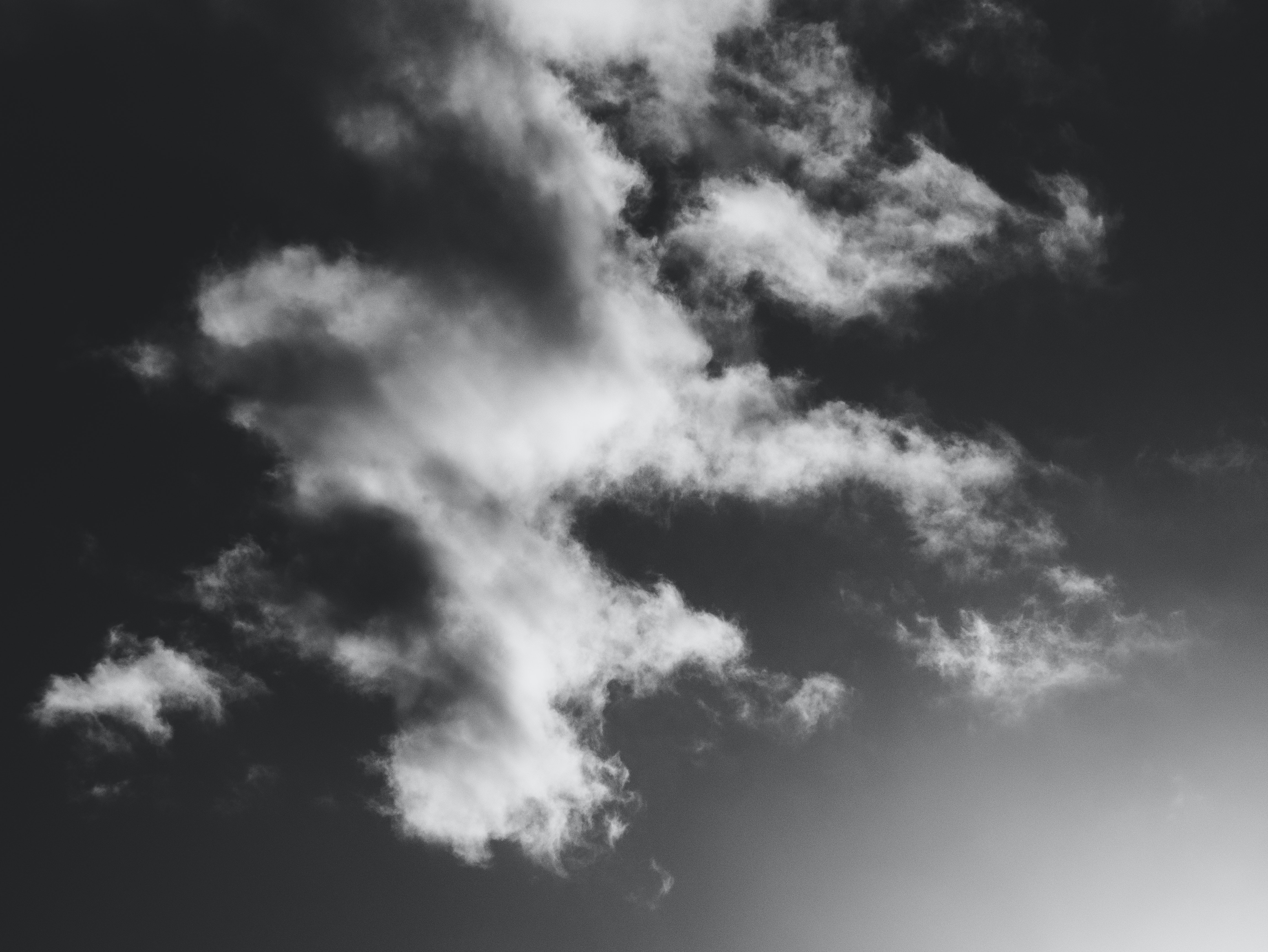 Paling Bagus 29 Gambar Awan Keren Hitam Putih Sugriwa Gambar