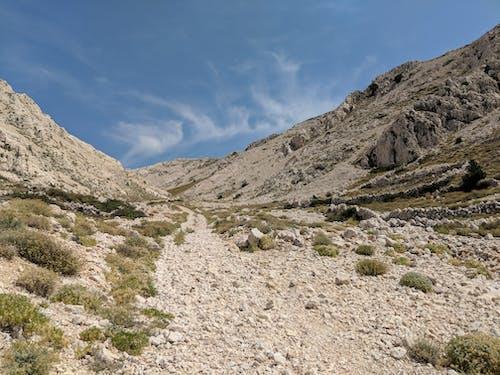Free stock photo of blue sky, croatia, dry