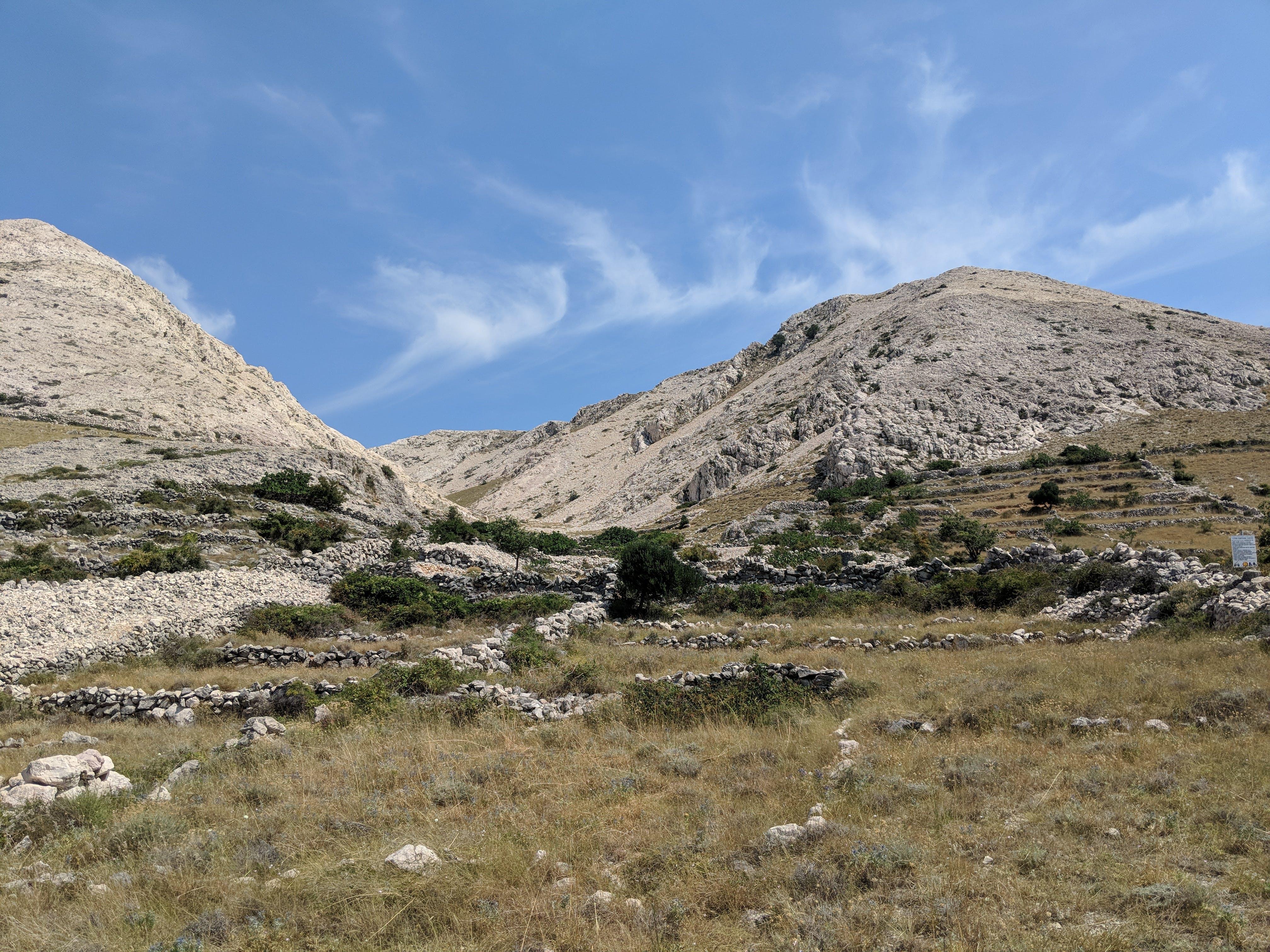 lanscape, 건조한, 경치가 좋은, 등산로의 무료 스톡 사진