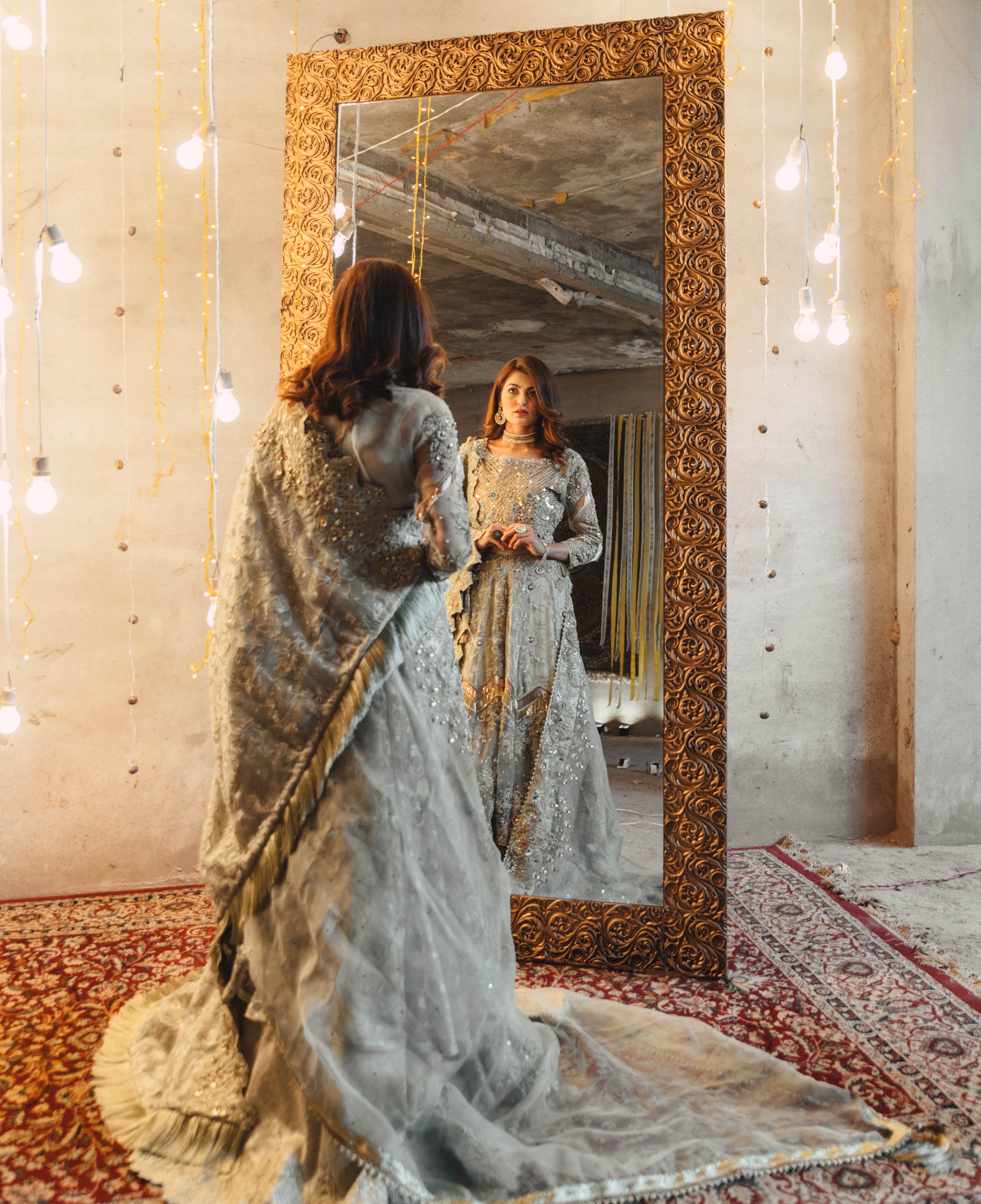 Základová fotografie zdarma na téma krásný, móda, nevěsta, nosit
