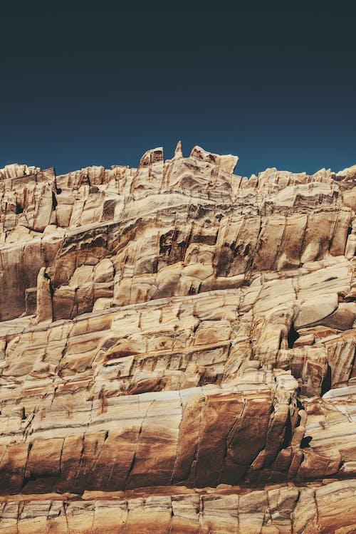 Fotobanka sbezplatnými fotkami na tému arídny, denné svetlo, geologický útvar, gGeológia