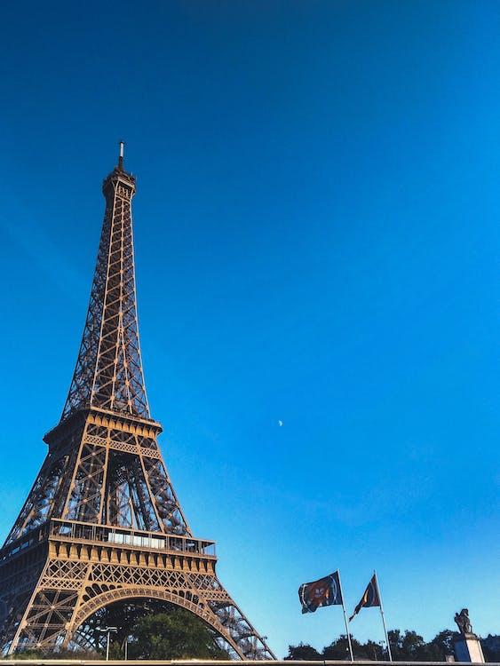 Francia, París, Torre Eiffel