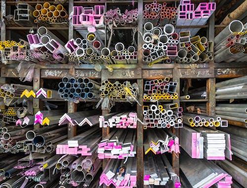 Kostnadsfri bild av bangkok, industriell, metall, texturer