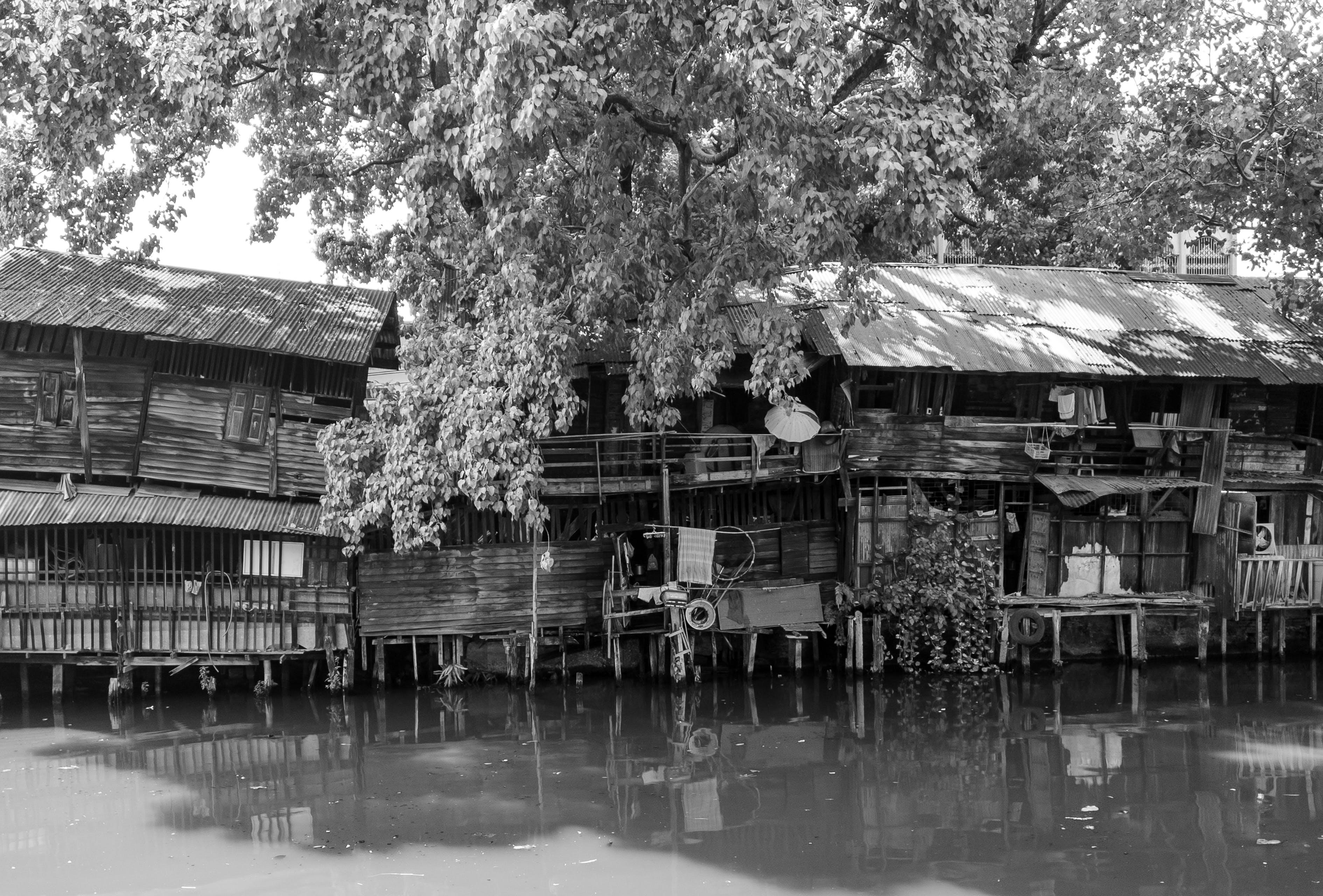 Free stock photo of Bangkok, huts, thailand