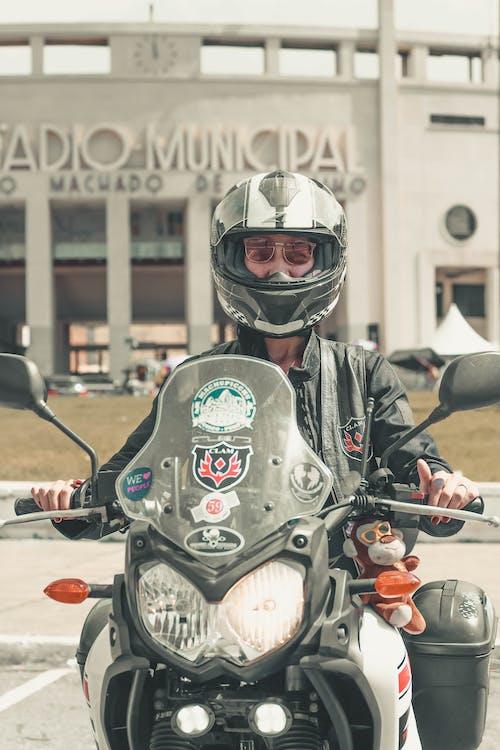 Photos gratuites de aventure, femme, moto, motocicleta