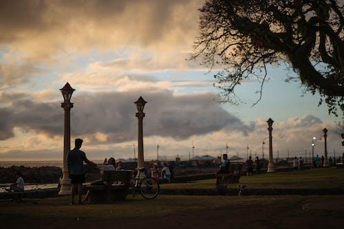 Ingyenes stockfotó ég, Jó reggelt, kora reggel témában