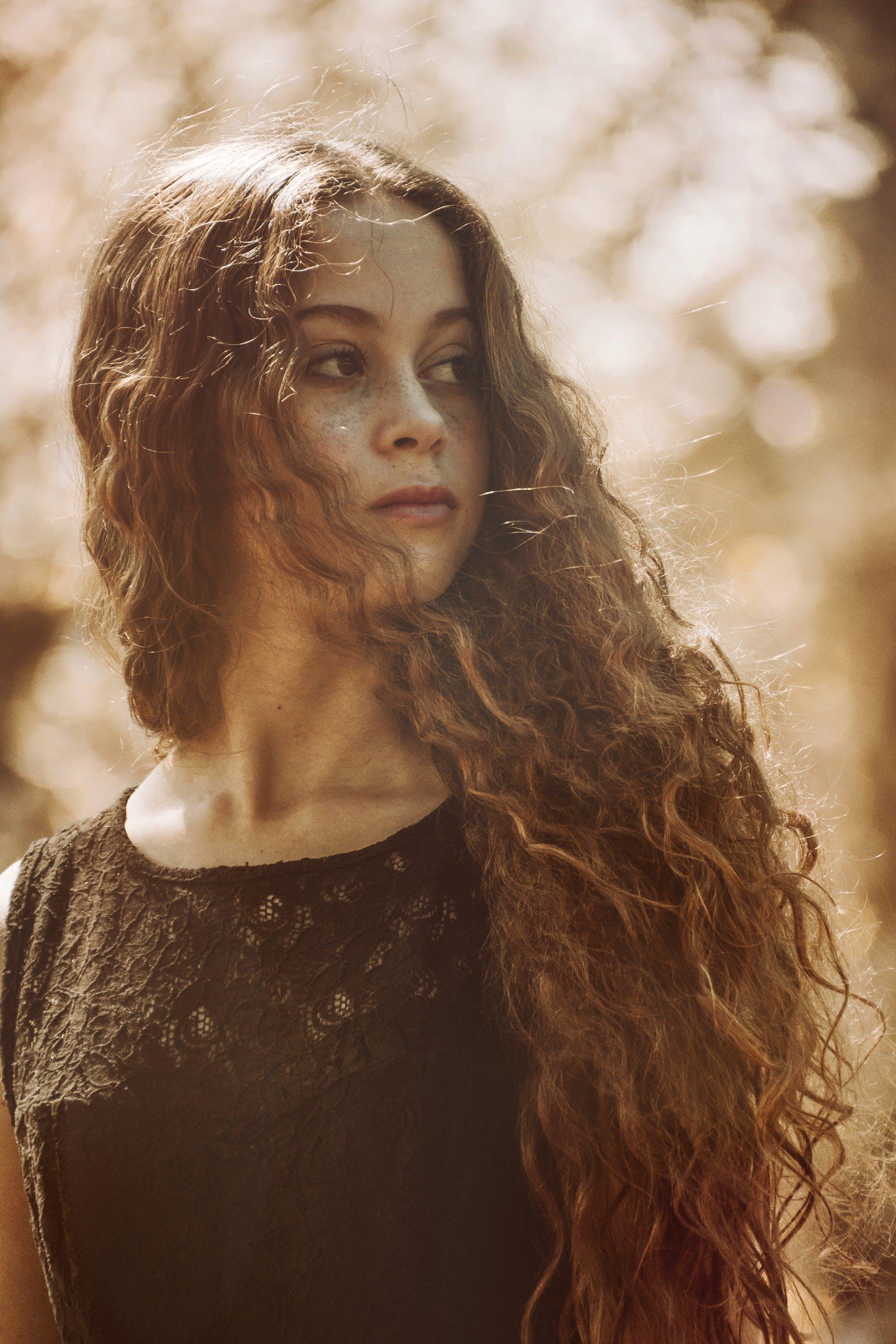 ヘア, モデル, レディ, 人の無料の写真素材