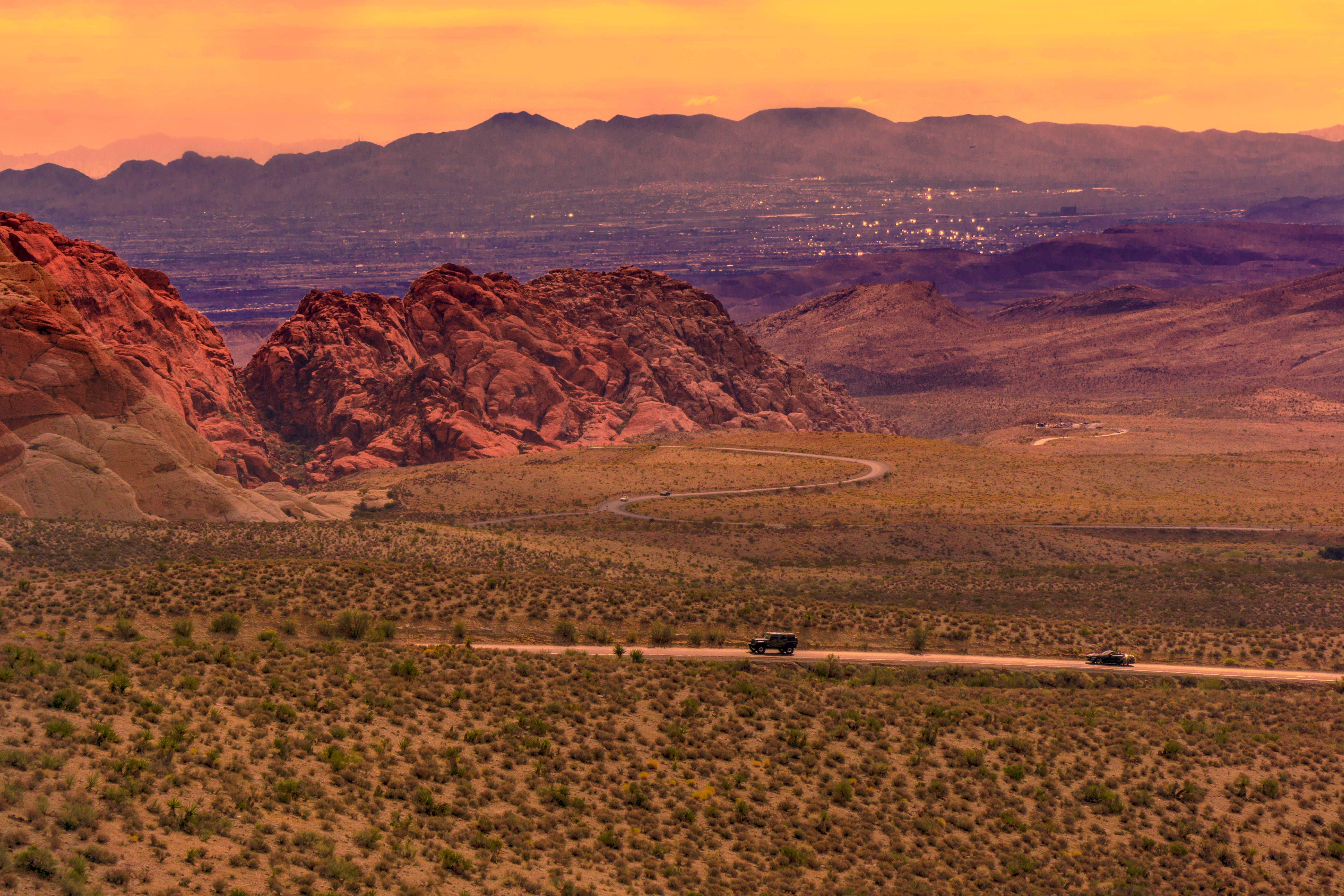 Kostenloses Stock Foto zu arizona, berge, blick auf die berge, canyon