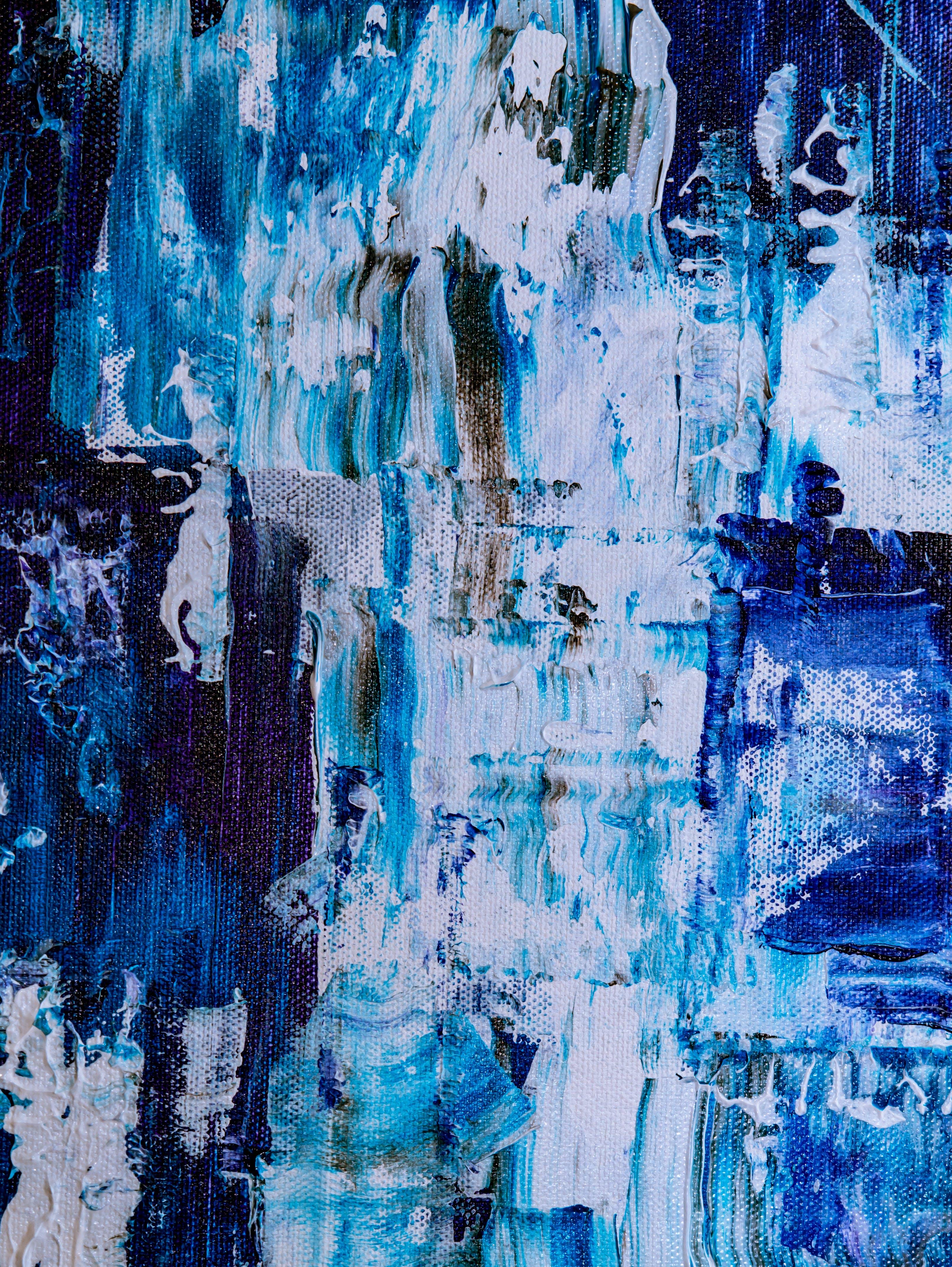 Gratis stockfoto met abstract schilderij, acrylverf, artistiek, canvas