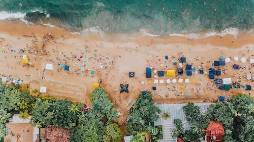 Ilmainen kuvapankkikuva tunnisteilla aallot, arkkitehtuuri, hiekka, hiekkaranta