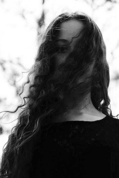 Foto profissional grátis de atraente, beleza, cabelo, cabelo comprido