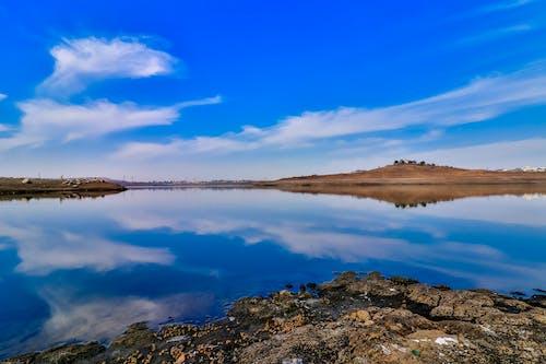 Бесплатное стоковое фото с голубая вода