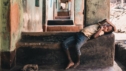 Kostnadsfri bild av Asien, barn, by, dörr