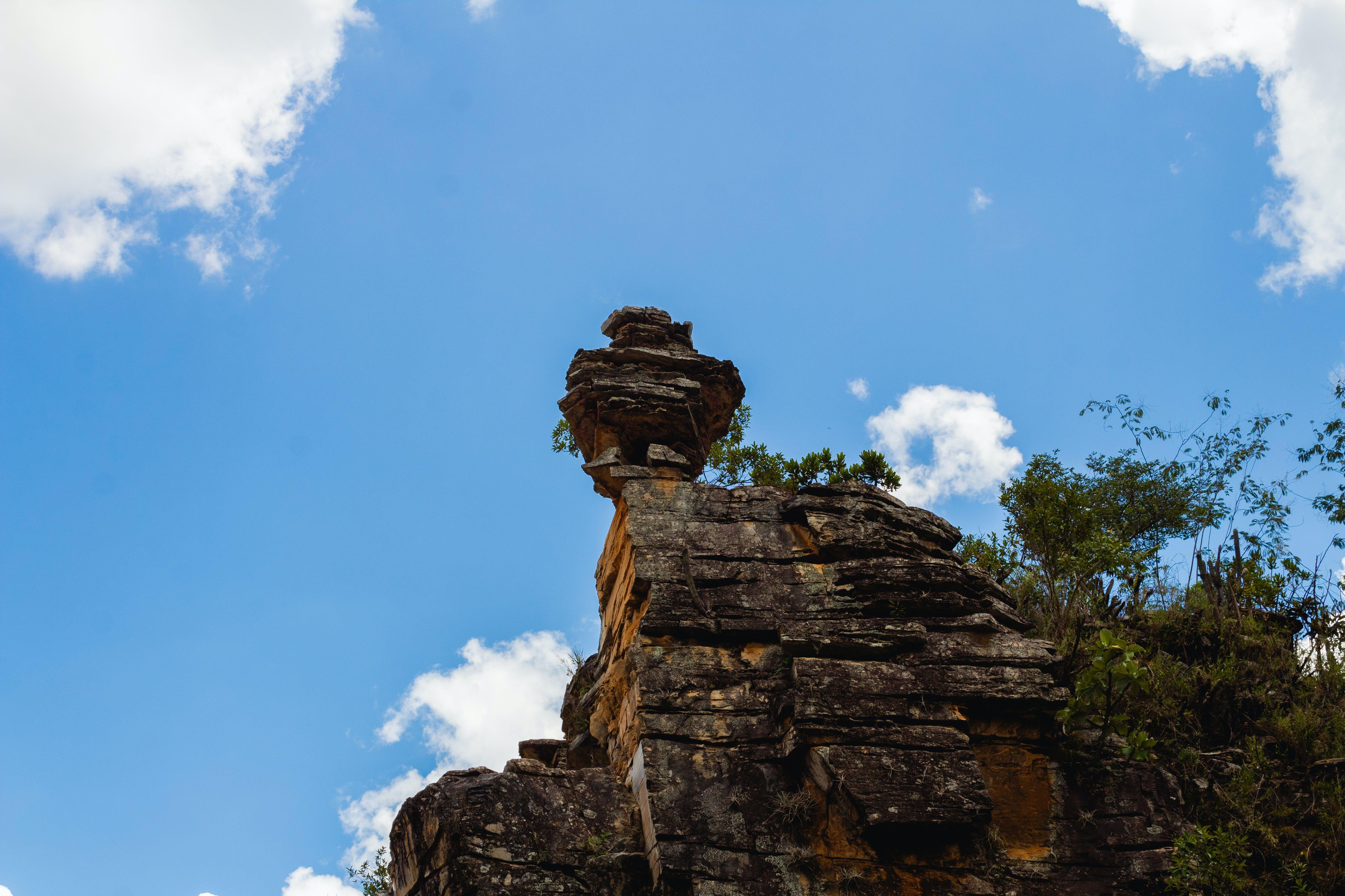 of climb, hiking, mountain, rock