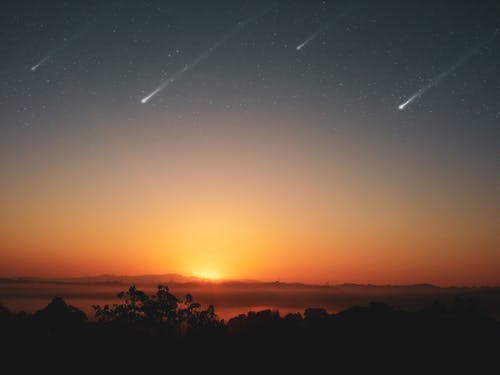 Immagine gratuita di alba, ambiente, astronomia, atmosfera