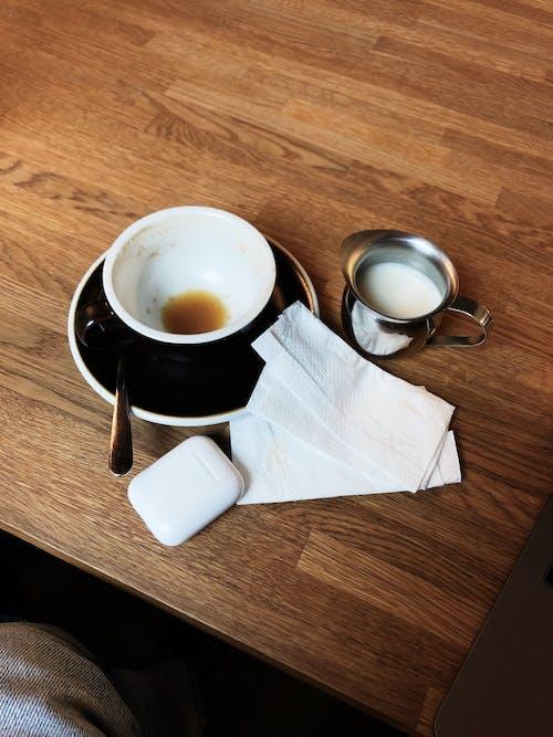 Fotos de stock gratuitas de adentro, beber, café, cafeína