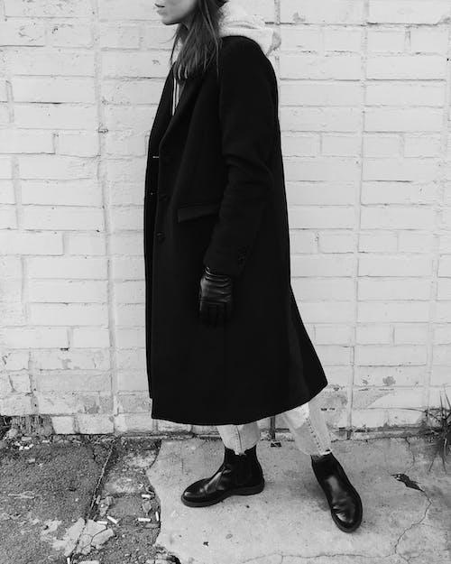 Δωρεάν στοκ φωτογραφιών με casual, άνθρωπος, ασπρόμαυρο, αστικός
