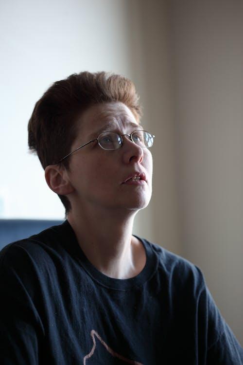 Základová fotografie zdarma na téma brýle, dioptrické brýle, gay pride-h, gay-h