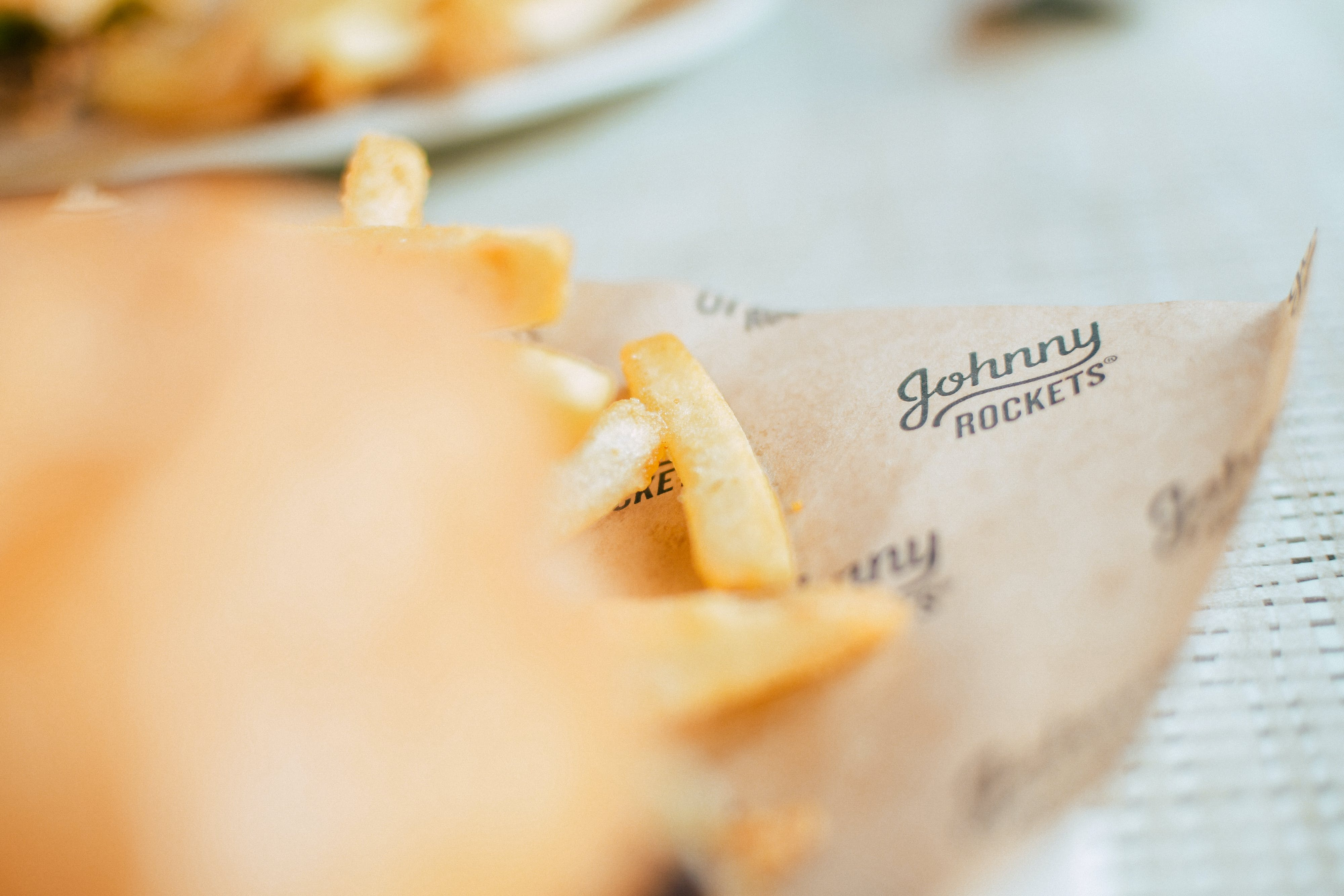 Free stock photo of delicious, french fries, fries, Johnny rockets