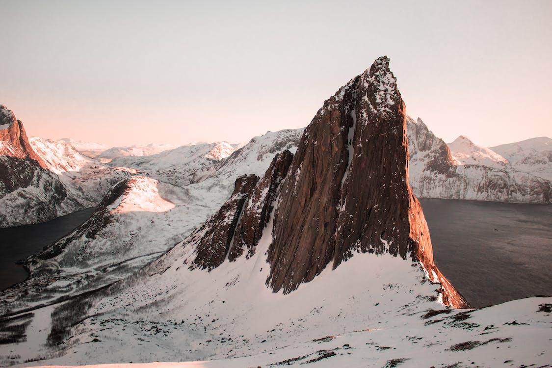 denní světlo, dobrodružství, hora