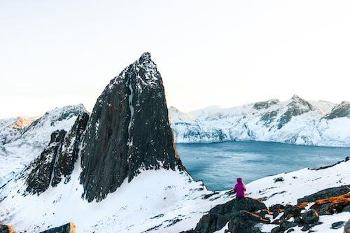 Gratis stockfoto met avontuur, beklimmen, berg, daglicht