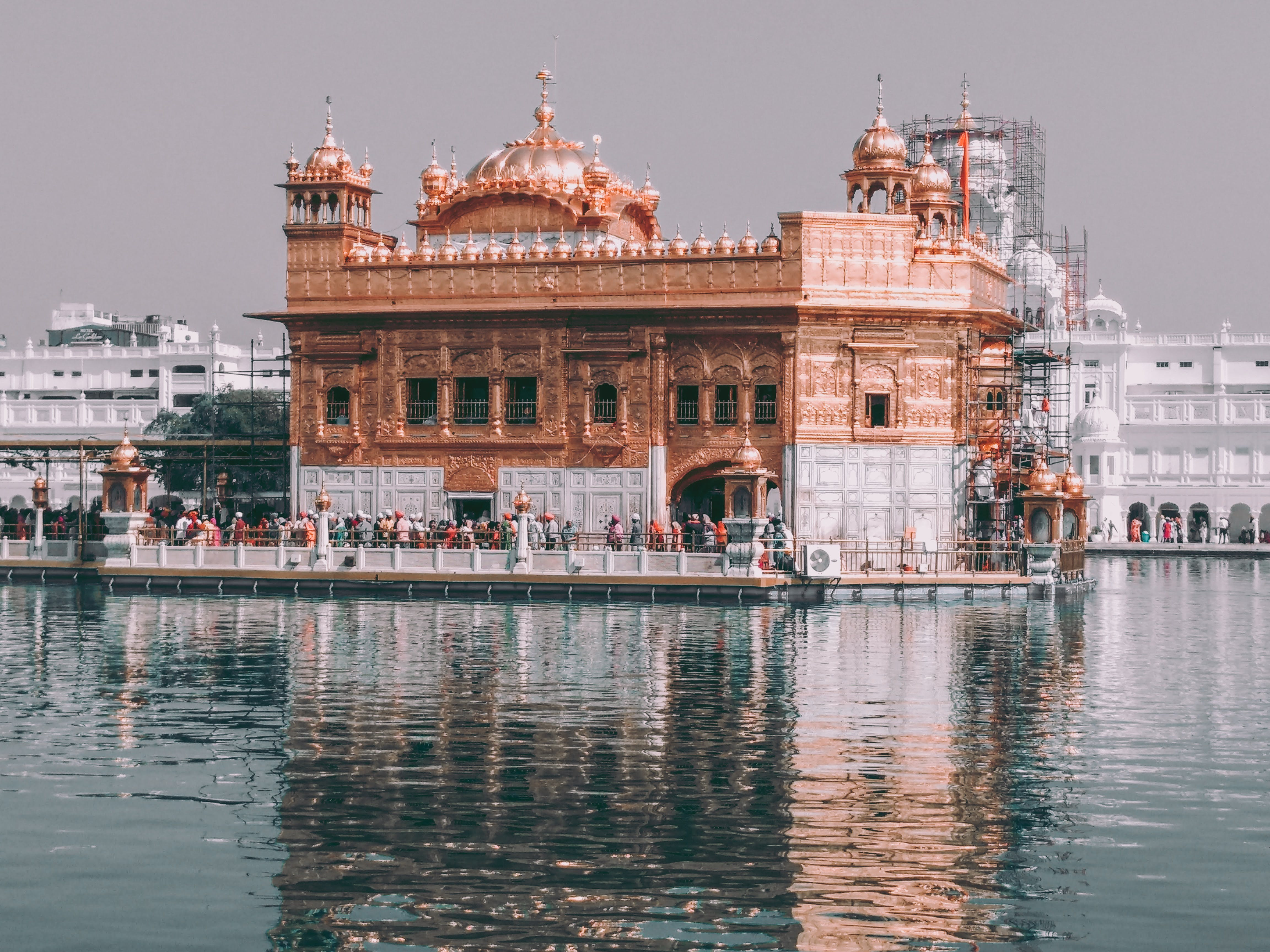 Free stock photo of Golden Temple, india, travel destination