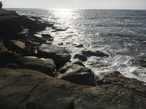 Free stock photo of australia, beach, rocks
