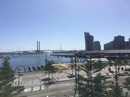 Free stock photo of australia, boats, bridge