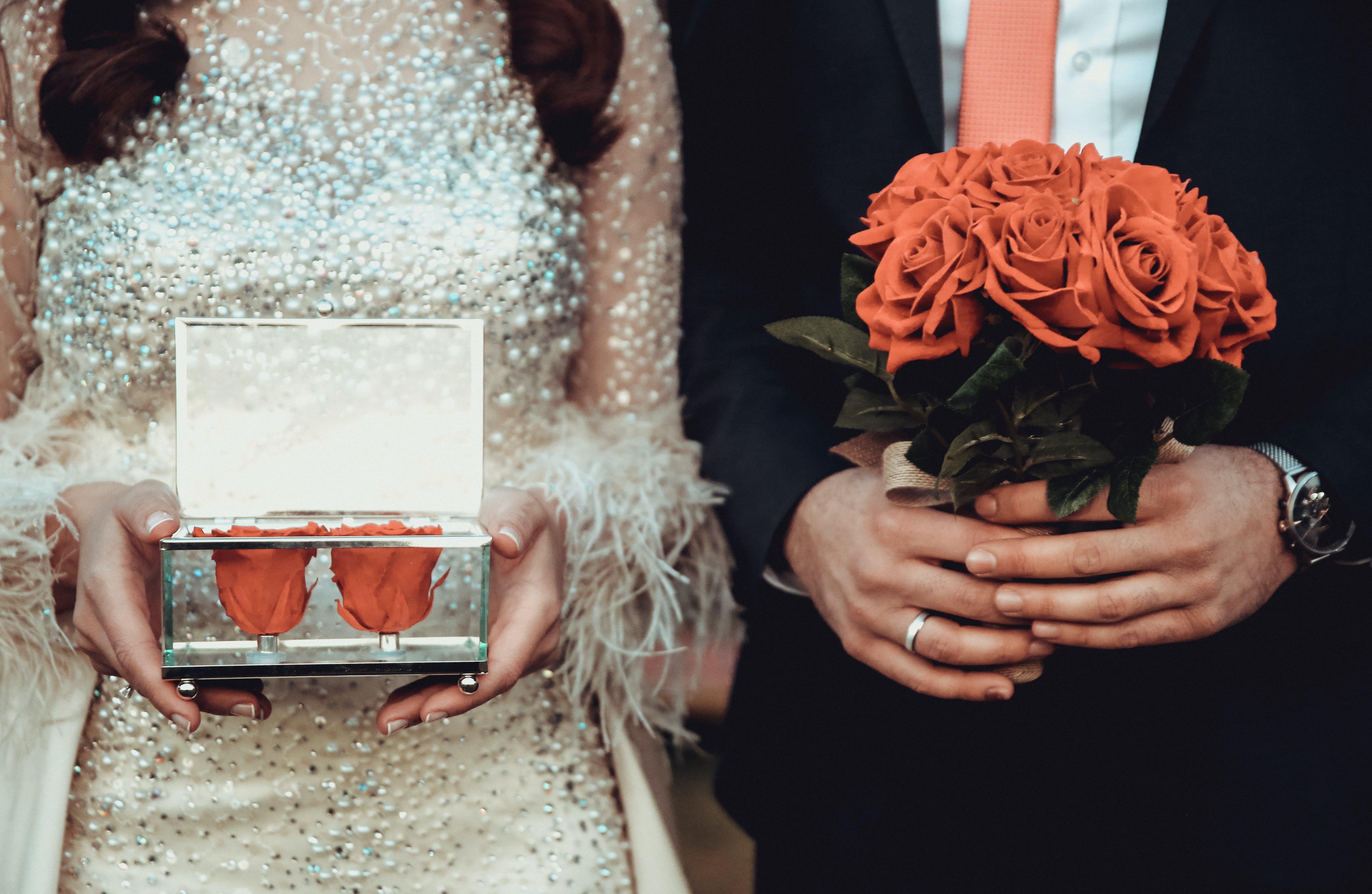 Základová fotografie zdarma na téma duben, svatba