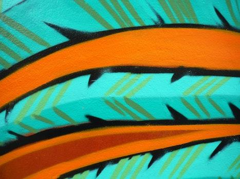 HD wallpaper of beach, art, water, street