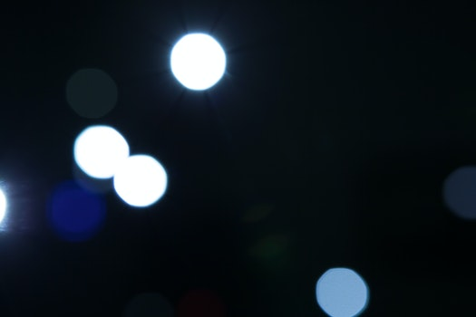 Free stock photo of lights, abstract, bokeh
