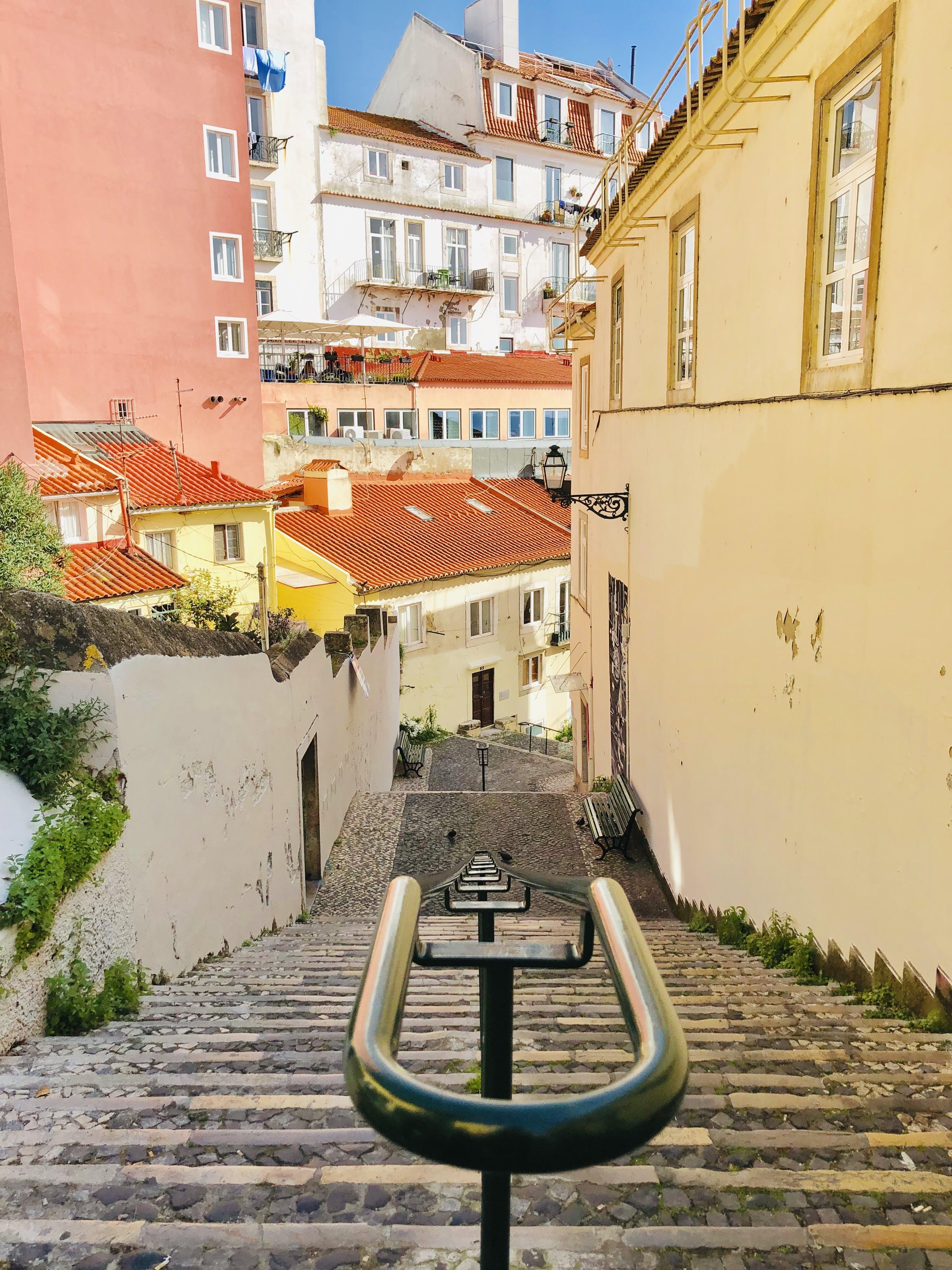 Free stock photo of #alfama, #lisbon, #Mycity, bright colours