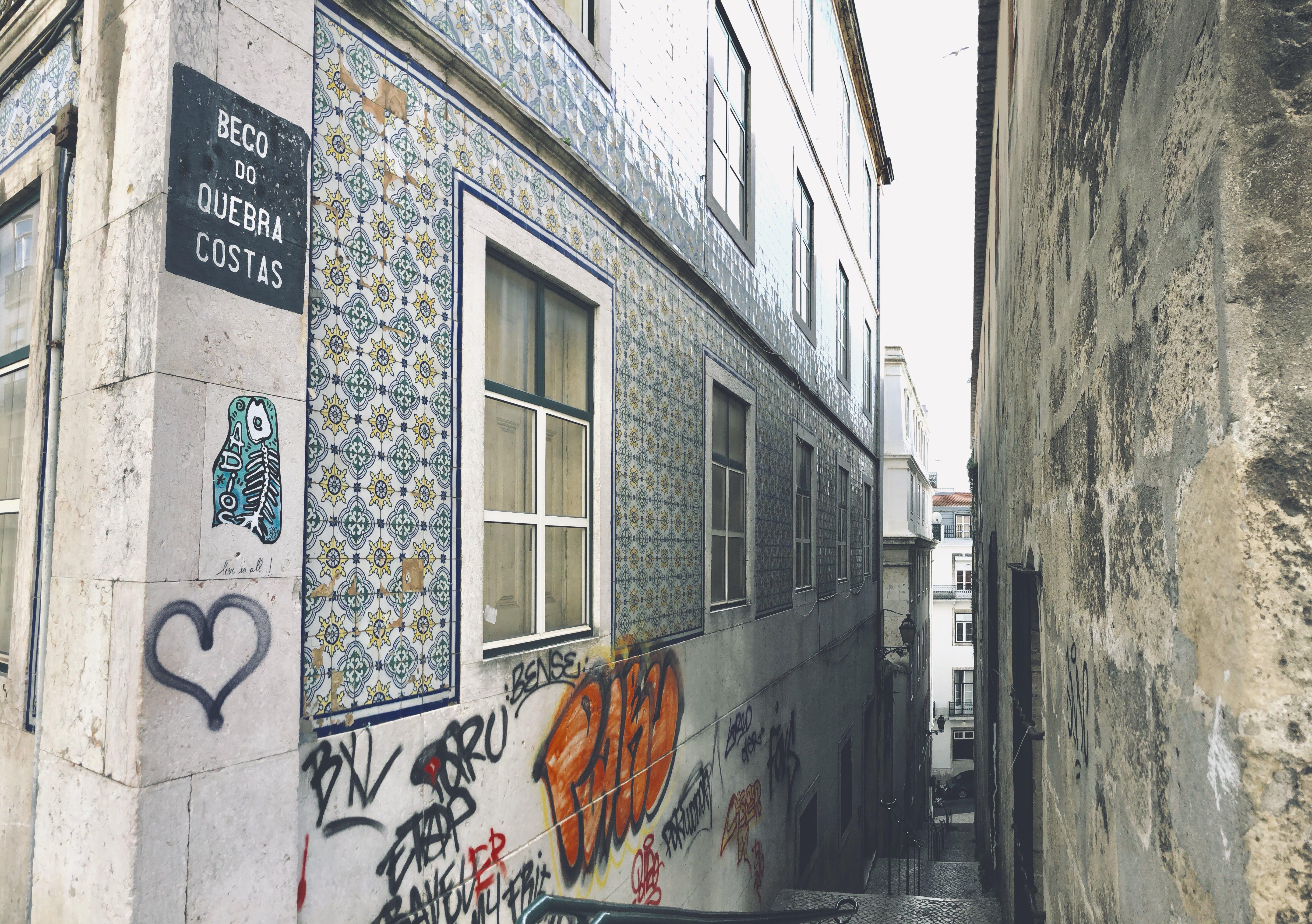 Free stock photo of alfama, Lisbon