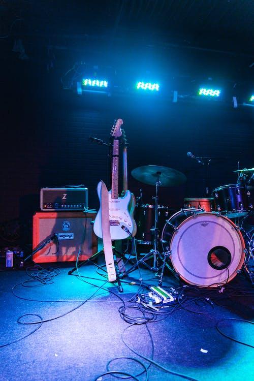amplificator, chitară electrică, divertisment