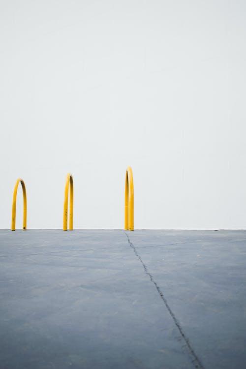 Three Yellow Arc Metals