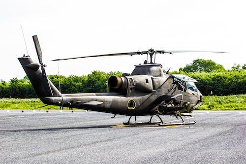 Бесплатное стоковое фото с Атака, кобра, пилот, транспорт