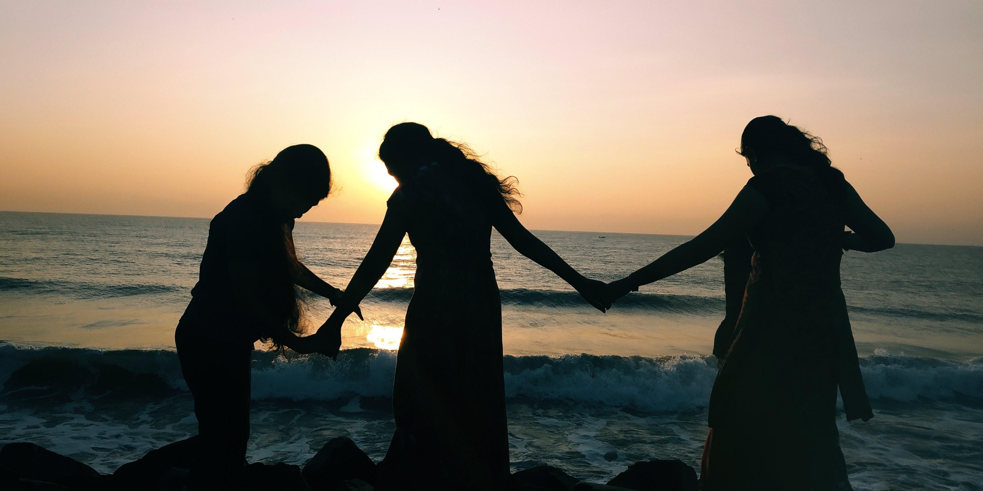 Foto Stok Gratis Tentang Cahaya Dan Bayangan Pantai Sahabat