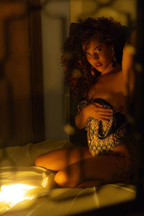 belle femme, femme africaine, femme brésilienne