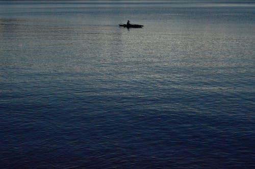깊은 바다, 남자, 바다, 바닷물의 무료 스톡 사진