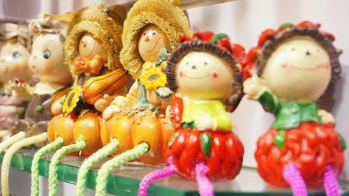 傳統, 兒童, 兒童玩具, 可愛的玩具 的 免費圖庫相片