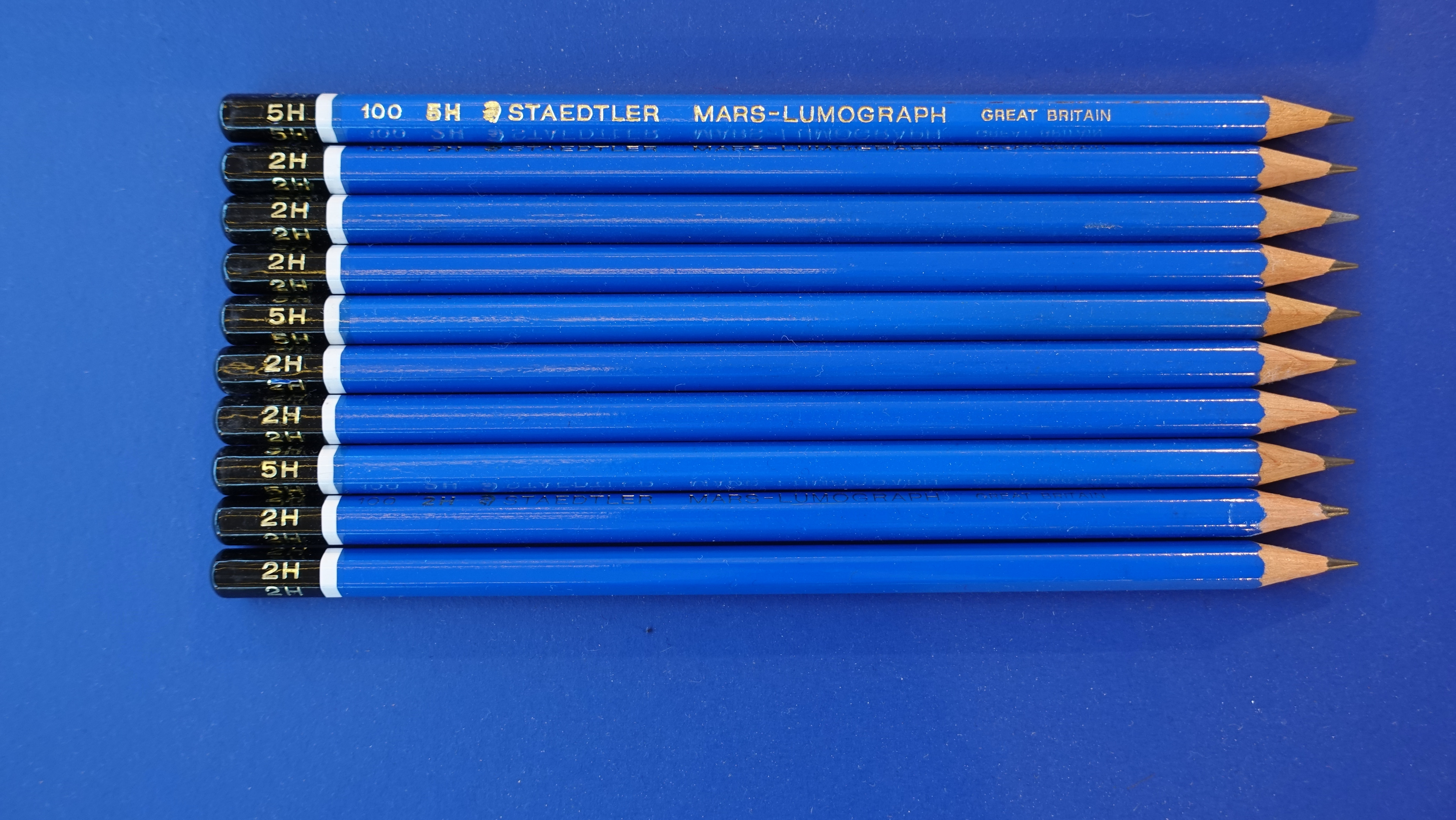 Free stock photo of blue drawing pencil