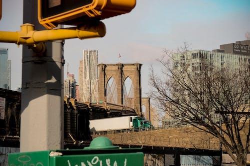 Photos gratuites de amérique, architecture, bâtiments, brooklyn