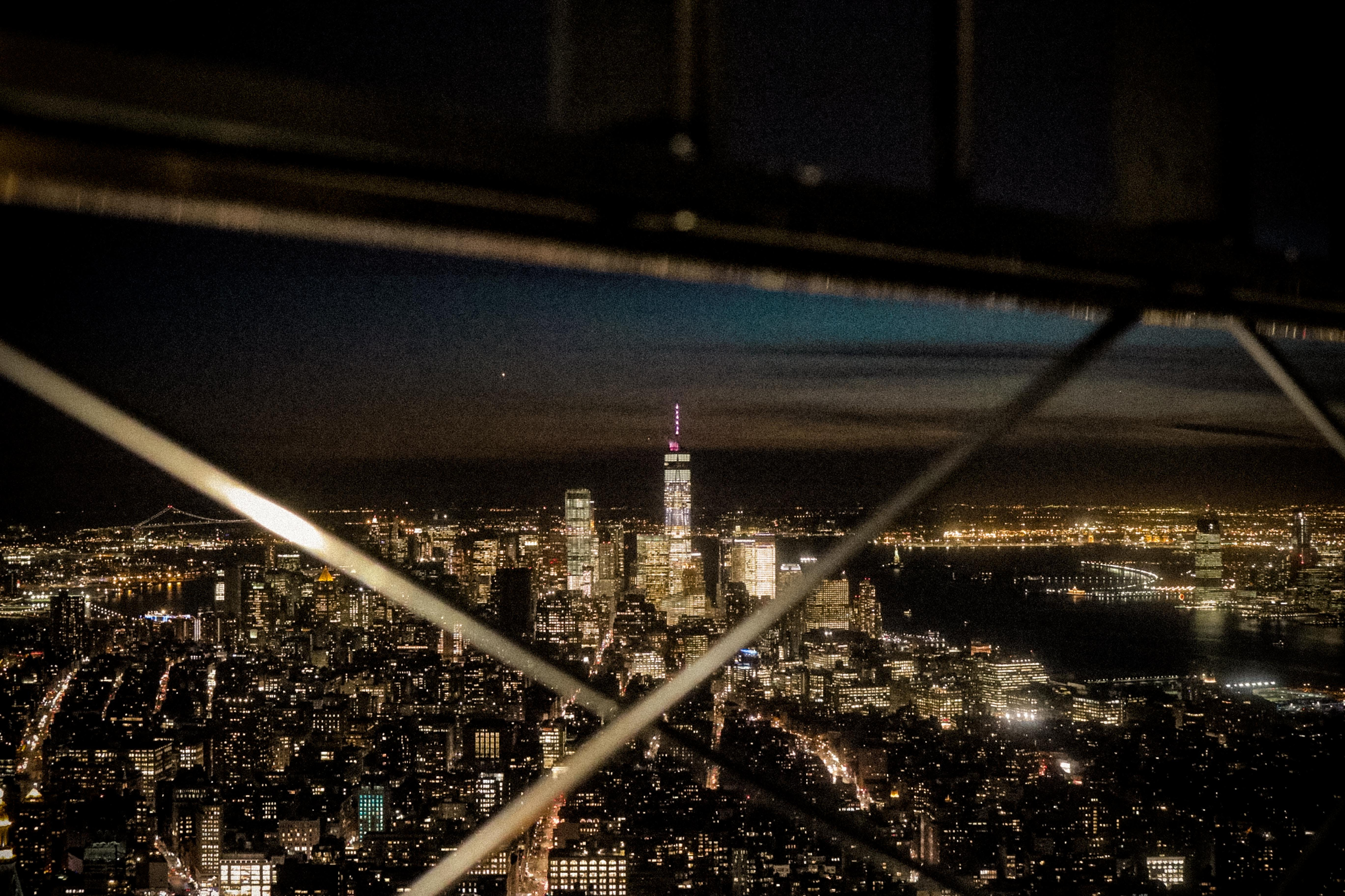 คลังภาพถ่ายฟรี ของ peter mckinnon, wtc, กลางคืน, การถ่ายภาพ