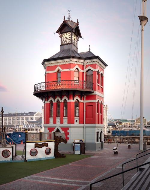 Бесплатное стоковое фото с архитектура, Африка, башня, голубой