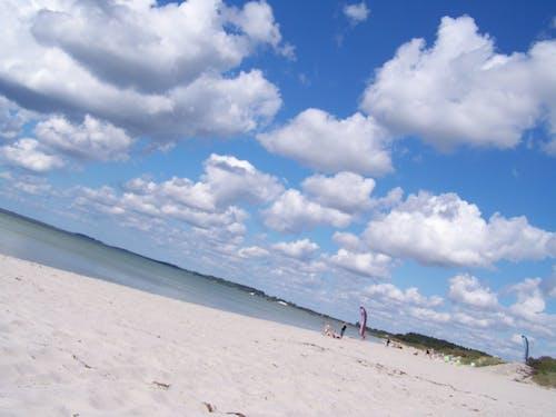 Free stock photo of beach, sea, sky