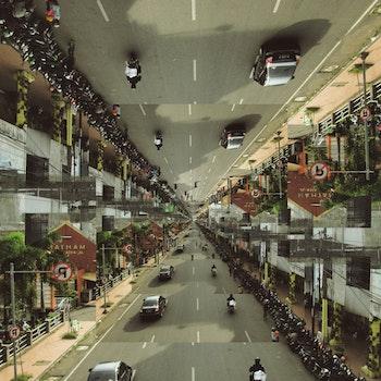 Free stock photo of street, photography, urban, edit